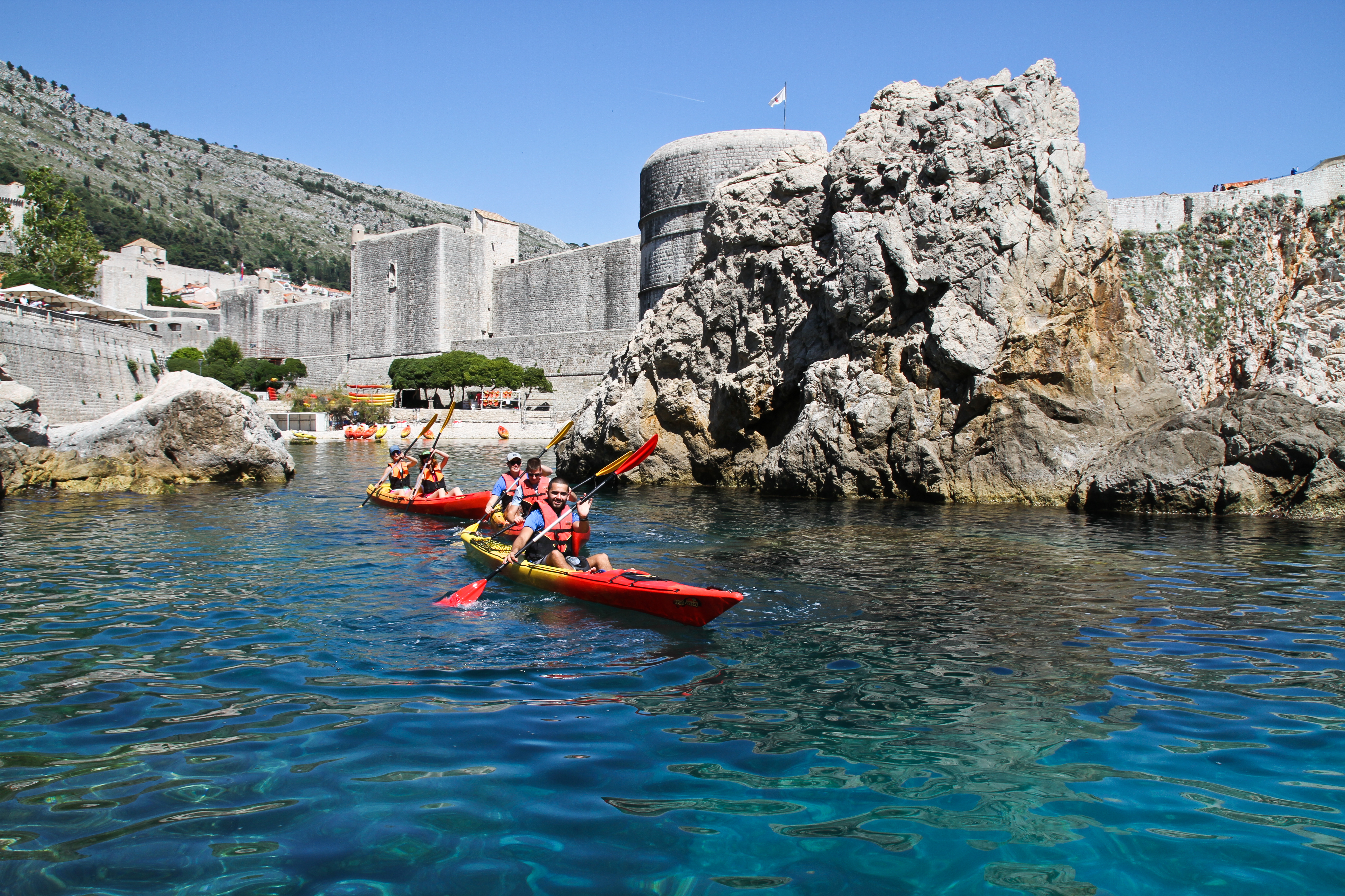 Discover dubrovnik old town guided walking tour - Special October Offer Sea Kayaking 20 Off Was 230 Kn 32